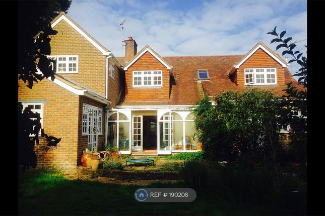 Thumbnail Detached house to rent in Common Lane, Ditchling, Hassocks