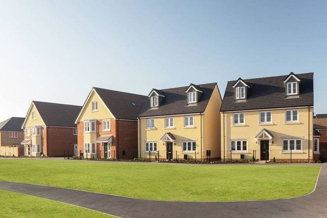 """Thumbnail Detached house for sale in """"The Oatfield - Lakeside"""" at Shopwhyke Road, Chichester"""