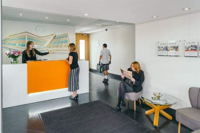 Office to let in Boundary House, London