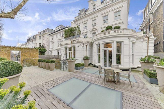 Detached house for sale in Upper Phillimore Gardens, Kensington, London