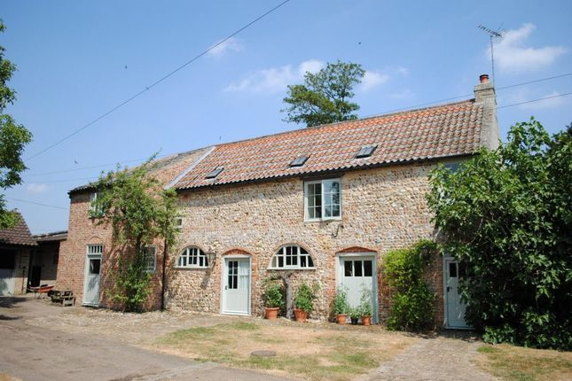 Thumbnail Detached house to rent in Ferry Road, Oxborough, King's Lynn