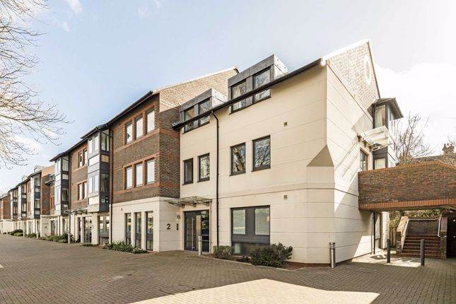Flat for sale in Old Lodge Place, St Margarets, Twickenham