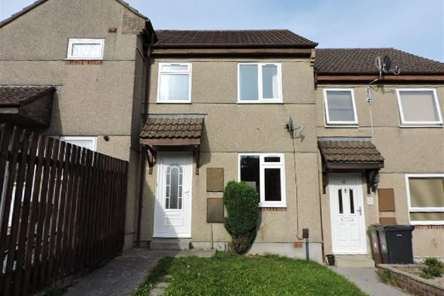 Thumbnail Terraced house to rent in Churchlands Road, Woolwell, Plymouth