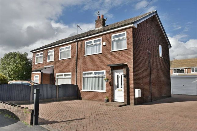 Thumbnail Semi-detached house for sale in Central Avenue, Atherton, Manchester