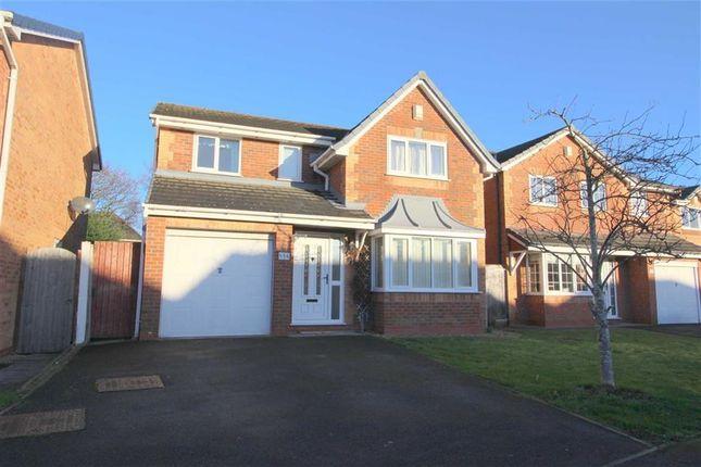 Thumbnail Detached house to rent in Cottam Green, Cottam, Preston