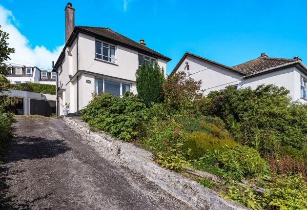Thumbnail Detached house for sale in Newlyn, Penzance, Cornwall