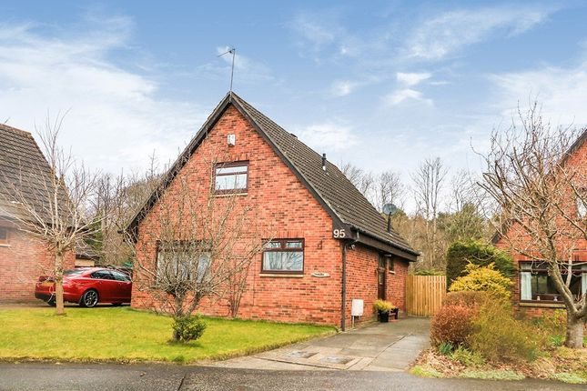 Thumbnail Detached house for sale in Kirkfield East, Livingston Village, Livingston, West Lothian