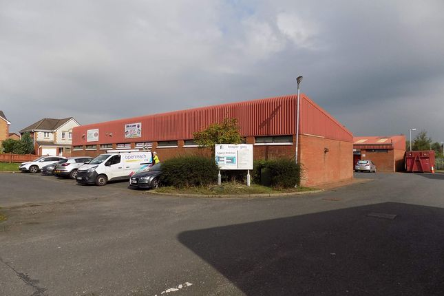 Thumbnail Commercial property for sale in Kilwinning