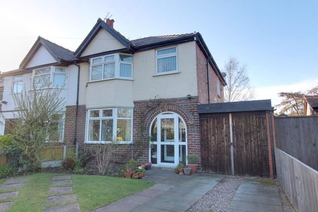 Thumbnail Semi-detached house for sale in Graburn Road, Formby, Liverpool
