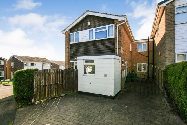 Thumbnail Detached house for sale in Stanford Road, Dronfield Woodhouse, Derbyshire