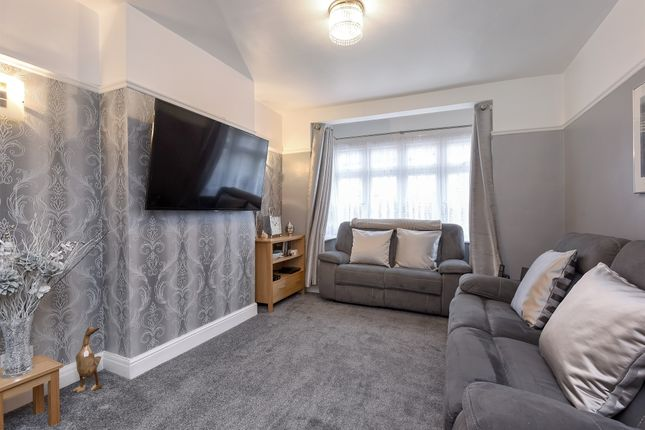 3 bed terraced house for sale in Rosehill Avenue, Sutton
