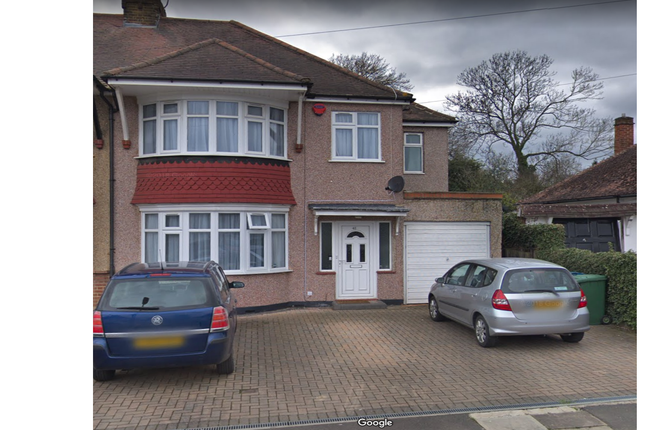 Thumbnail Semi-detached house to rent in Chestnut Drive, Harrow