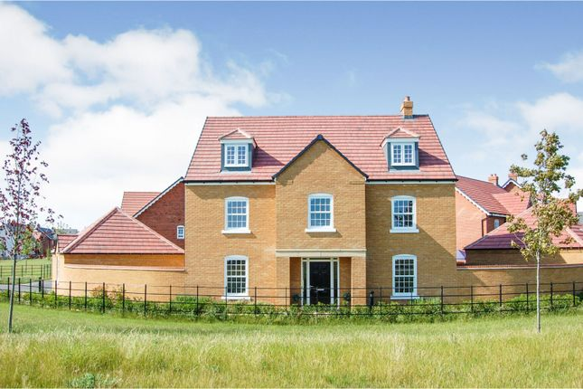 Thumbnail Detached house for sale in Soudley Lane, Great Denham Park, Bedford