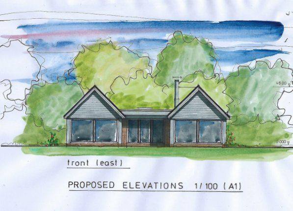 Thumbnail Detached bungalow for sale in Hadleigh, Ipswich, Suffolk
