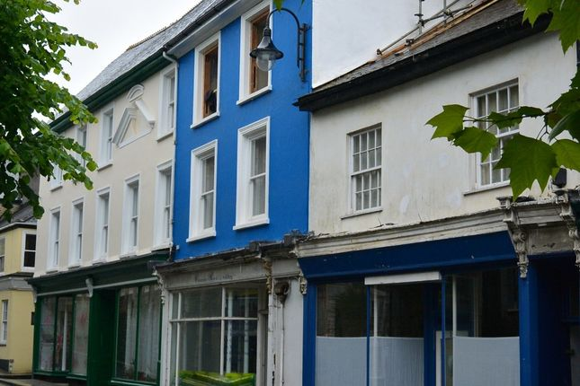 Thumbnail Terraced house to rent in Lower Market Street, Penryn