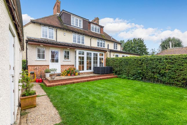 Thumbnail Semi-detached house for sale in Bearton Road, Hitchin, Herts