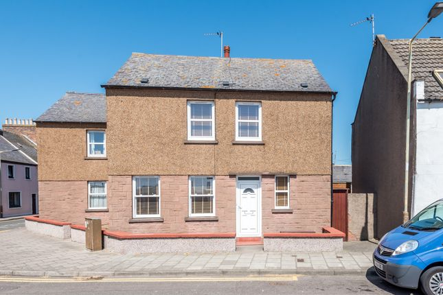 Thumbnail Semi-detached house for sale in Old Shorehead, Arbroath