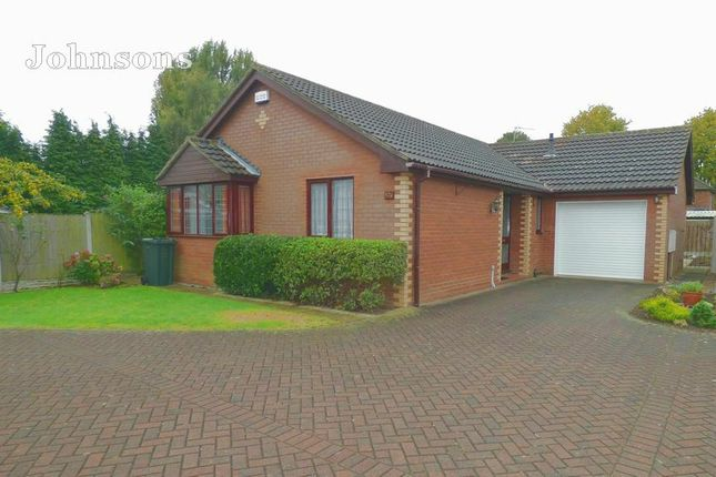 Thumbnail Detached bungalow for sale in Church Balk, Edenthorpe, Doncaster.
