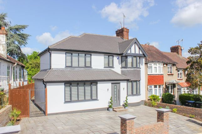Thumbnail End terrace house for sale in Old Farm Avenue, Southgate, London