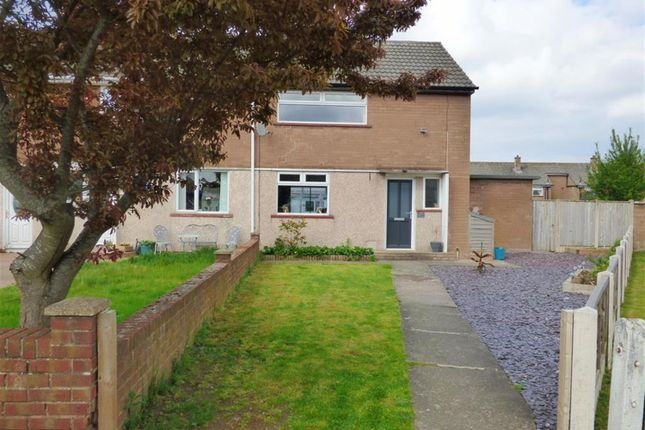 2 bed end terrace house for sale in Rashdall Road, Carlisle CA2