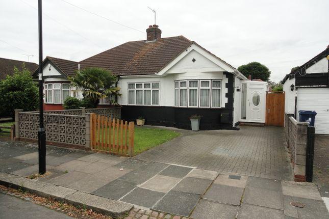 Thumbnail Semi-detached bungalow for sale in Dukes Avenue, Northolt