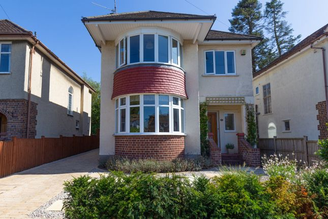 Thumbnail Detached house for sale in The Dell, Westbury-On-Trym, Bristol