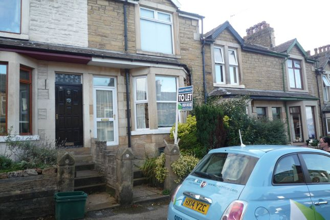 Thumbnail Terraced house to rent in Cavendish Street, Lancaster
