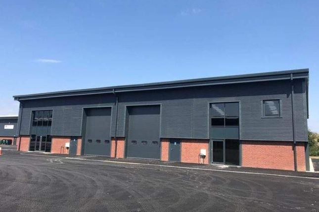 Thumbnail Light industrial to let in Unit 4, Railway View Business Park, Off Coney Green Road, Clay Cross