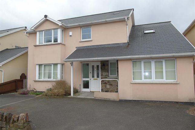 Thumbnail Detached house to rent in Rhymney Walk, Rhymney, Tredegar