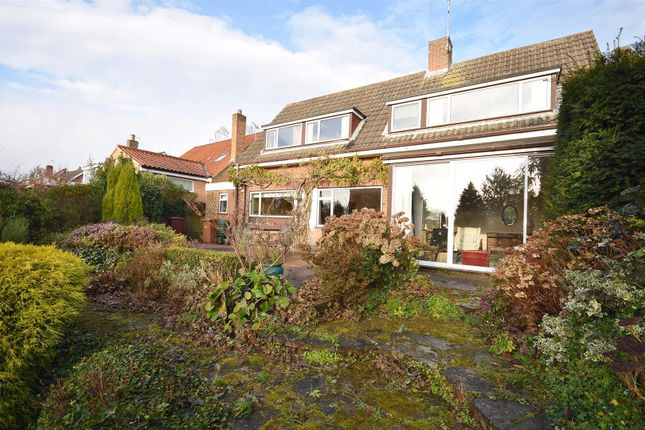 Thumbnail Detached house for sale in Milton Crescent, Ravenshead, Nottingham