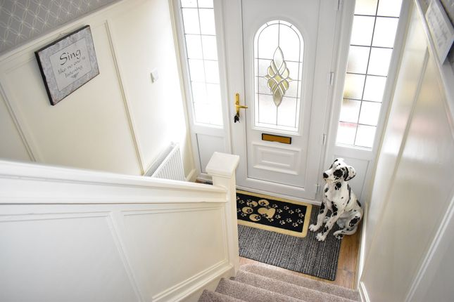 Front Hallway of Beech Hill Crescent, Mansfield NG19