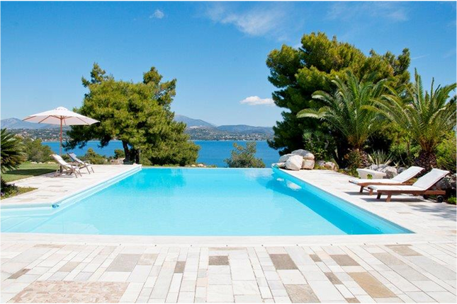 Thumbnail Villa for sale in County Chic Style Villa Overlooking The Sea In Porto Heli, Greece
