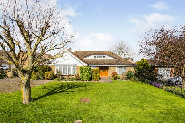 Thumbnail Detached bungalow for sale in Wisbech Road, Littleport, Ely
