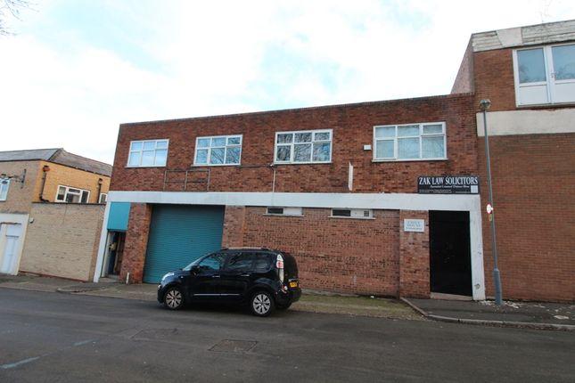 Thumbnail Industrial to let in Emily Street, Birmingham