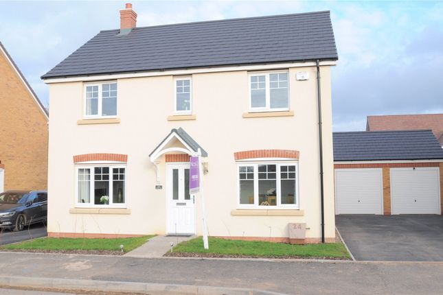 Thumbnail Detached house for sale in Wildlife Way, Droitwich, Worcestershire