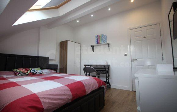 Thumbnail Shared accommodation to rent in Riga Road, Manchester, Greater Manchester