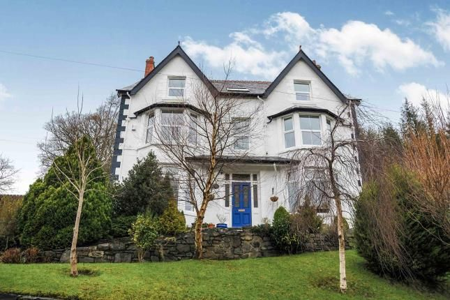 Thumbnail Detached house for sale in Trefriw, Conwy