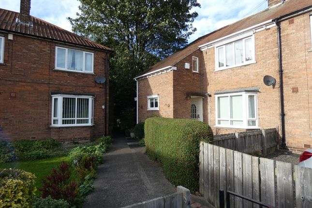 Thumbnail 2 bed flat for sale in Felton Avenue, Gosforth, Newcastle Upon Tyne
