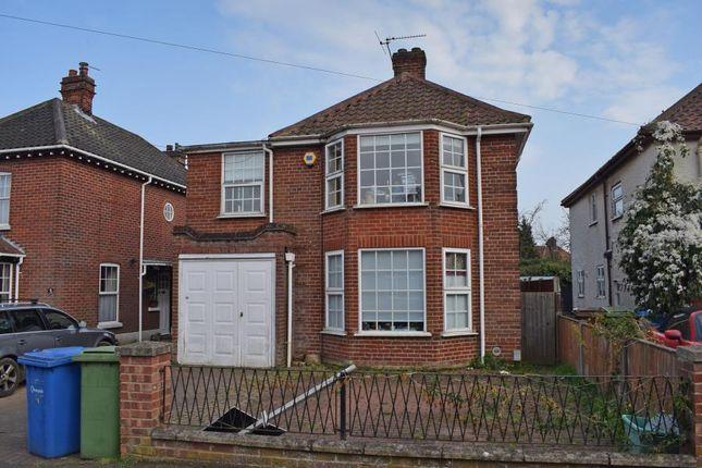 Thumbnail Property for sale in De Hague Road, Norwich