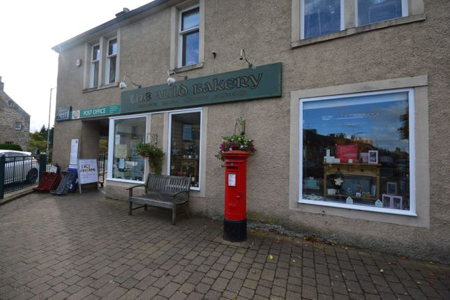 Thumbnail Retail premises for sale in Westside, Denholm