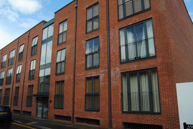 2 bed flat for sale in Ascote Lane, Dickens Heath, Shirley, Solihull