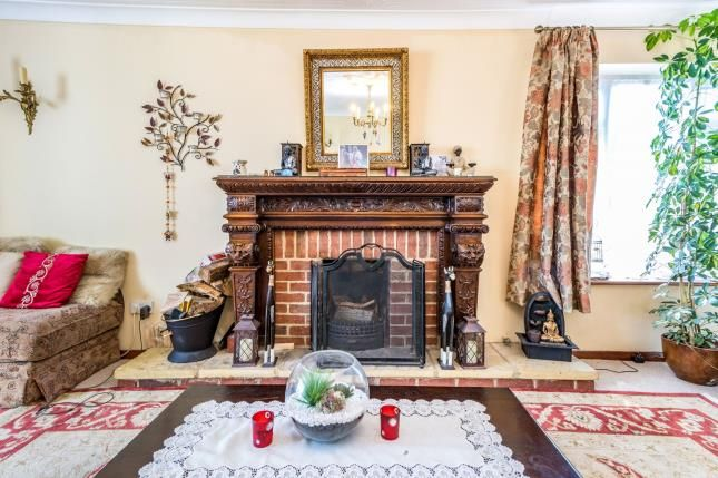 Lounge of Chapel Lane, Hempstead, Gillingham, Kent ME7