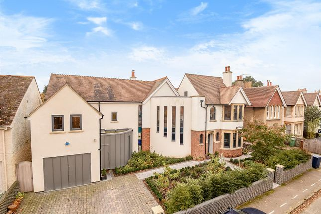 Thumbnail Detached house for sale in Hill Top Road, East Oxford