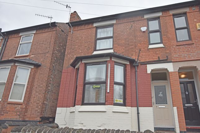 Thumbnail Terraced house to rent in Bute Avenue, Lenton