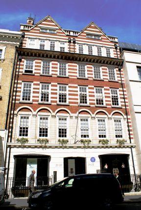 Thumbnail Office to let in 21-22 Grosvenor Street, Mayfair