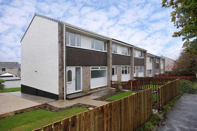 Thumbnail End terrace house for sale in Hillend Crescent, Clarkston, Glasgow