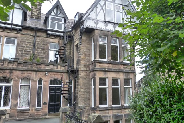 Thumbnail Flat to rent in 4 Clarence Drive, Harrogate