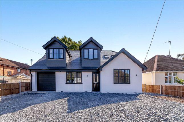 Thumbnail Detached house to rent in Thorndown Lane, Windlesham, Surrey