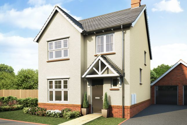 Thumbnail Detached house for sale in Hatfield Road, Witham, Essex