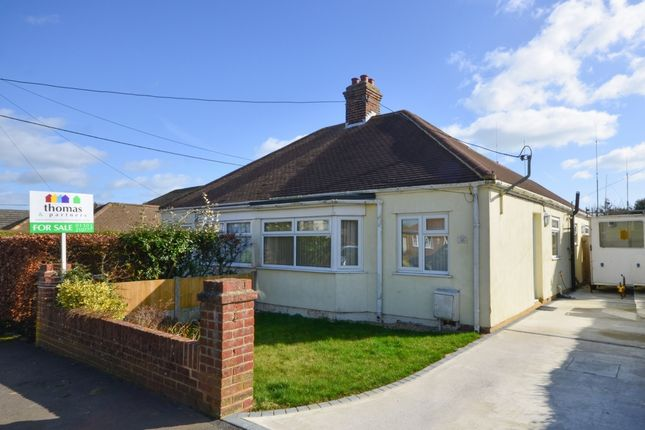 Thumbnail Bungalow for sale in Beatrice Road, Capel-Le-Ferne